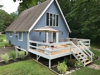 Single Family Home For Sale: 1201 Fogg Road