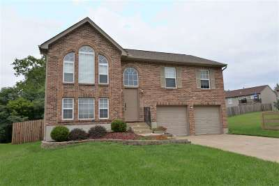 Hebron Single Family Home For Sale: 2850 Donjoy Drive