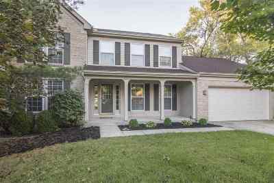 Erlanger Single Family Home For Sale: 1235 Viola Lane