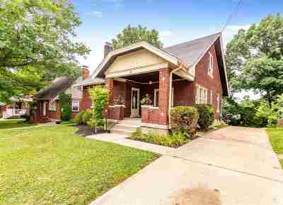 Fort Thomas KY Single Family Home For Sale: $233,500