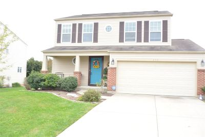 Burlington Single Family Home For Sale: 655 Makayla Court