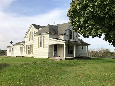 Owen County Single Family Home For Sale: 1675 Old New Liberty