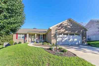 Burlington Single Family Home For Sale: 2999 Monarch Drive