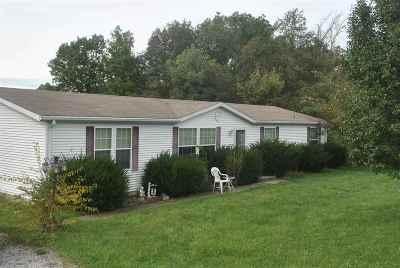 Dry Ridge Single Family Home New: 4365 Lemon Northcutt Road