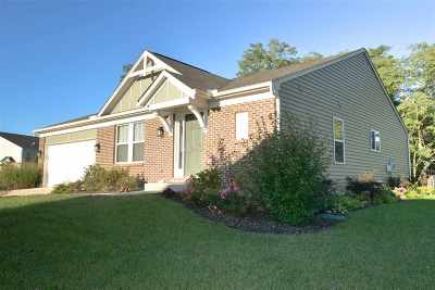 Single Family Home For Sale: 10213 Cardigan Drive