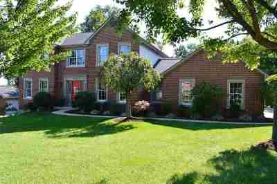 Kenton County Single Family Home For Sale: 509 Metcalfe Drive