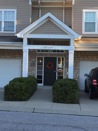 Campbell County Condo/Townhouse For Sale: 345 Ivy Ridge Drive