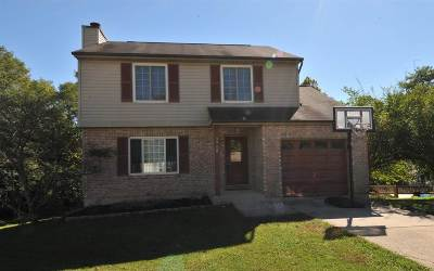 Erlanger Single Family Home For Sale: 3968 Woodchase