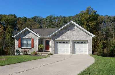 Burlington Single Family Home New: 3216 Shallow Creek Circle