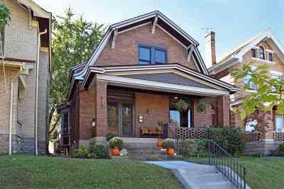 Newport Single Family Home New: 610 Oak Street