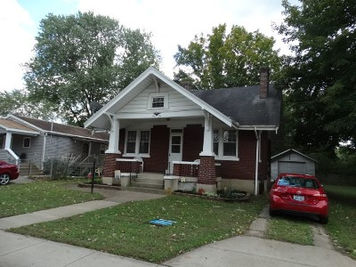 Silver Grove Single Family Home For Sale: 110 E 2nd