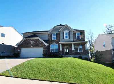 Kenton County Single Family Home For Sale: 3923 Eagleledge Court