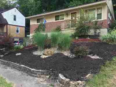 Fort Thomas KY Single Family Home For Sale: $221,900