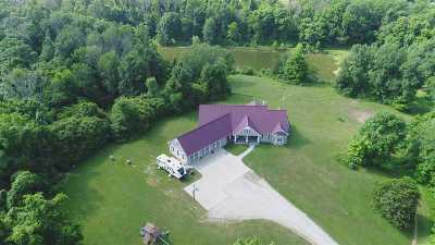 Verona Farm For Sale: 13906 Walton Verona Road