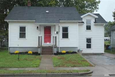 Pendleton County Single Family Home For Sale: 414 S Liberty Street