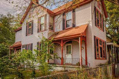 Covington Multi Family Home For Sale: 121 Pleasant Street