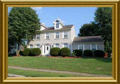 Burlington Single Family Home For Sale: 3027 Tomahawk Ridge
