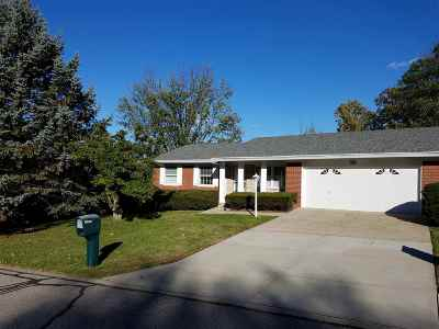 Fort Mitchell, Fort Wright Single Family Home For Sale: 428 Pickett Drive