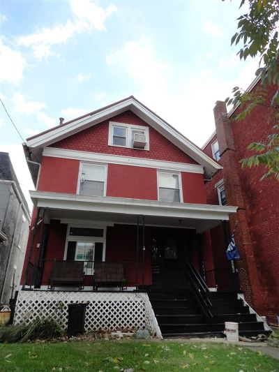 Dayton Single Family Home For Sale: 206 6th Avenue