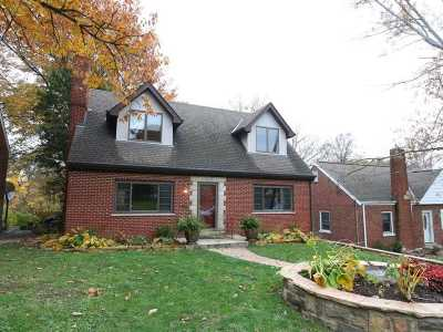 Fort Mitchell Single Family Home For Sale: 39 Requardt Lane