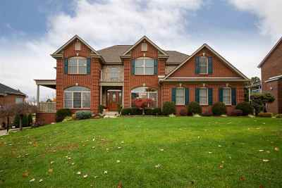 Boone County, Campbell County, Kenton County Single Family Home For Sale: 538 Garden View Drive