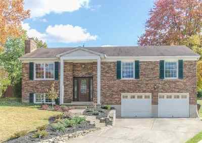 Edgewood Single Family Home For Sale: 3045 Round Hill Court