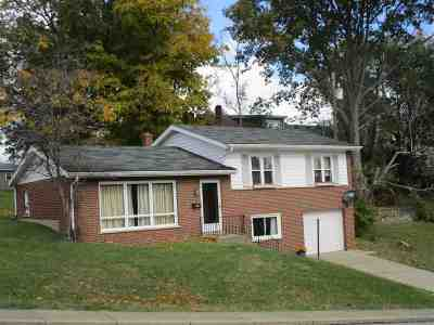 Fort Mitchell, Fort Wright Single Family Home For Sale: 1262 E Henry Clay Avenue