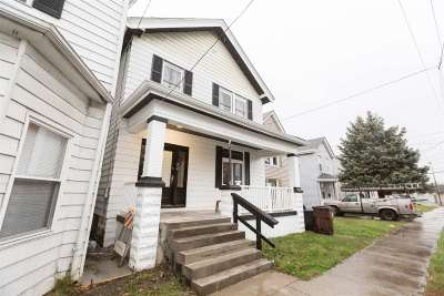 Latonia Single Family Home For Sale: 22 W 36th Street