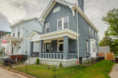 Covington Single Family Home For Sale: 1401 Holman Avenue