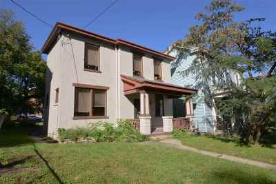 Covington Multi Family Home For Sale: 1533 Greenup Street
