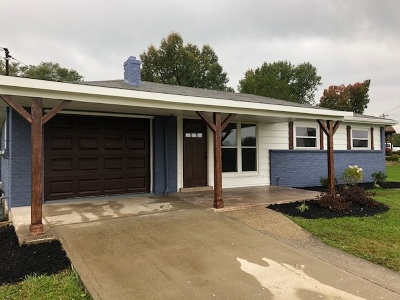 Alexandria Single Family Home For Sale: 301 Peggy Ann Lane