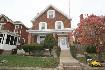 Covington Single Family Home New: 1824 Holman Street