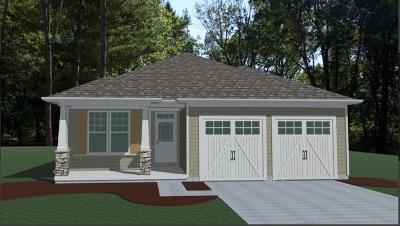 Burlington Single Family Home New: 36 Winners Post Way