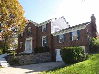 Wilder Single Family Home For Sale: 6 Major Court