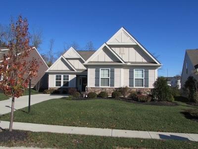 Alexandria Single Family Home New: 7298 Rimrock Lane
