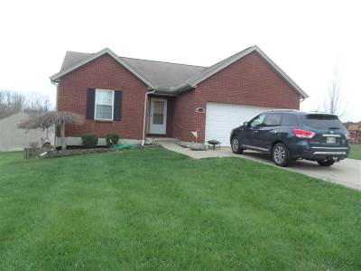 Independence Single Family Home For Sale: 10406 Sharpsburg Drive