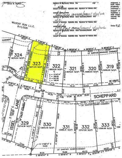 Boone County Residential Lots & Land For Sale: 12483 Sheppard Way