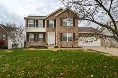 Independence Single Family Home New: 10161 Hiddenknoll Drive