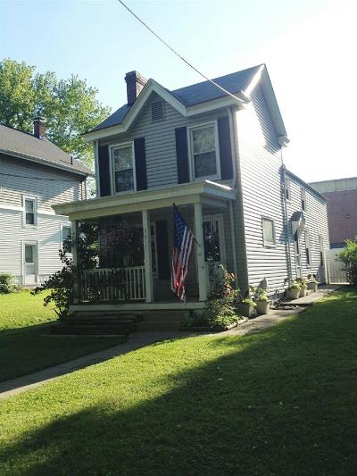 Covington, Independence, Taylor Mill Single Family Home For Sale: 3517 Lincoln