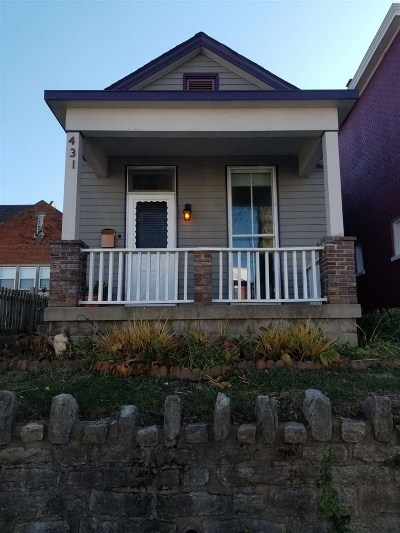 Bromley, Ludlow Single Family Home For Sale: 431 Oak Street
