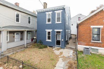 Covington Single Family Home For Sale: 928 Philadelphia Street