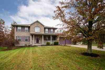 Covington Single Family Home For Sale: 621 Brandtly Ridge Drive