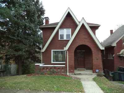 Fort Thomas Single Family Home For Sale: 5 Holly Lane