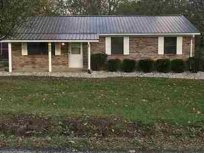 Gallatin County Single Family Home For Sale: 1646 Sayersville Road