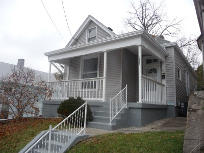 Dayton Single Family Home For Sale: 939 Thornton Street