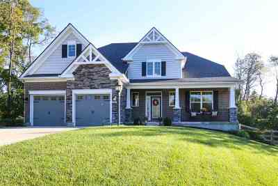 Covington Single Family Home For Sale: 465 Saylor Court
