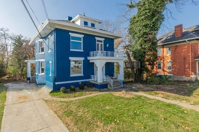 Single Family Home For Sale: 315 S Fort Thomas Avenue