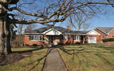 Fort Wright KY Single Family Home For Sale: $219,800