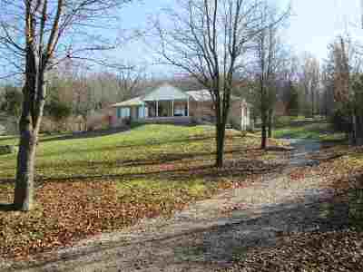 Cold Spring Single Family Home For Sale: 465 Dry Creek