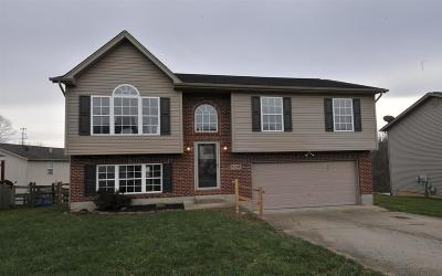 Dry Ridge KY Single Family Home For Sale: $149,800